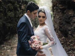 O casamento de Rayanne e Wilkerson