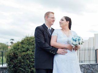 O casamento de Nathaly e Marcos