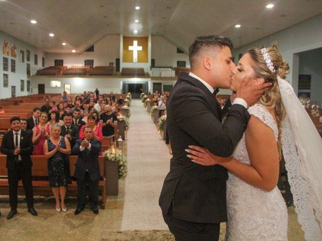 O casamento de Sandro e Emelly