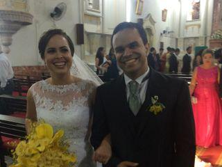 O casamento de Bruna  e Helton