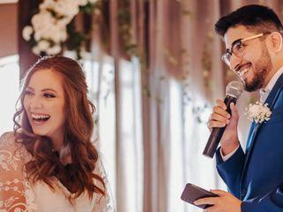 O casamento de Bruna e Vinícius