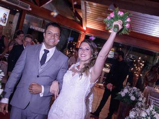 O casamento de Alexandra e Paulo