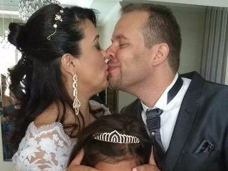 O casamento de Cristiane e William 1