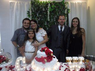 O casamento de Cristiane e William 3