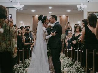 O casamento de Juliane e Diogo
