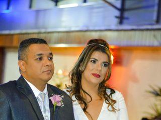 O casamento de Lidia e Aylsson 1
