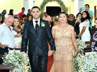 O casamento de Flávia e Simão 2