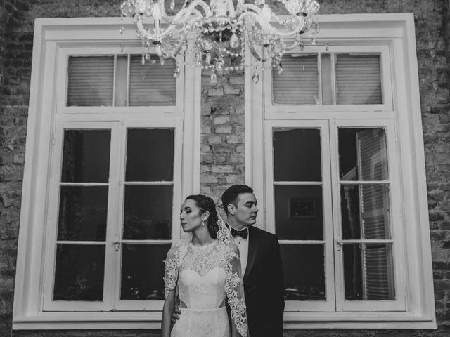 O casamento de Carol e Adam