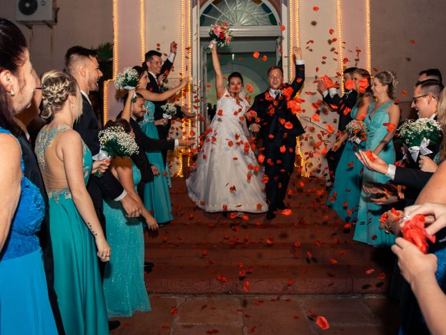 O casamento de Márcia e Rodrigo