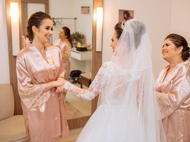 O casamento de Edvaldo e Yassana em Vitória, Espírito Santo 8