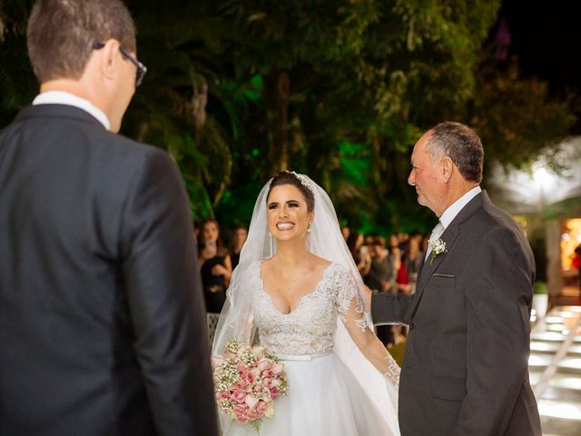 O casamento de Edvaldo e Yassana em Vitória, Espírito Santo 19
