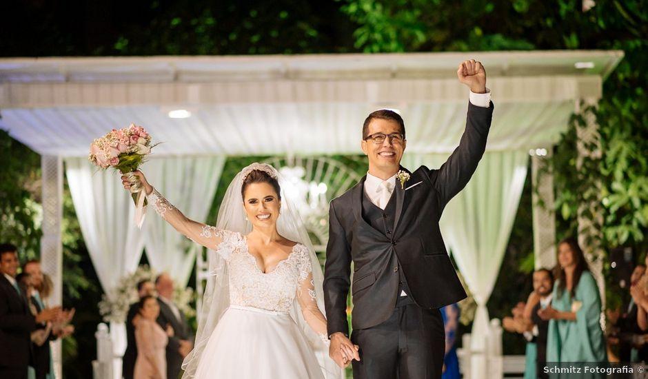 O casamento de Edvaldo e Yassana em Vitória, Espírito Santo