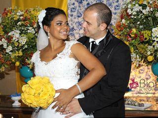 O casamento de Kate e Marcos