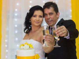 O casamento de Ediléia e Claúdio