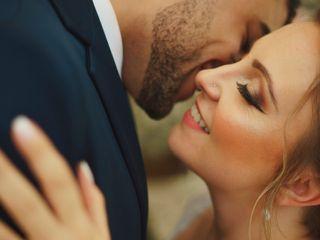 O casamento de Kátia e Samuel