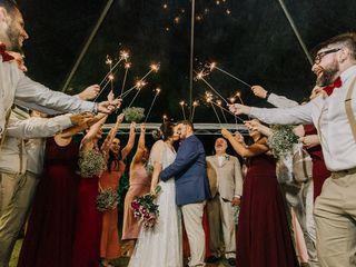 O casamento de Naira e Diego
