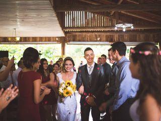 O casamento de Thaís e Abi