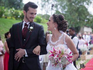 O casamento de Sheila e Thiago