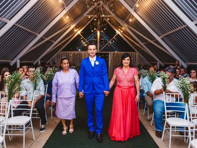 O casamento de Paulo e Bruna em Campo Grande, Mato Grosso do Sul 33