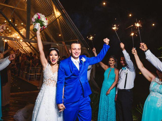 O casamento de Paulo e Bruna em Campo Grande, Mato Grosso do Sul 49