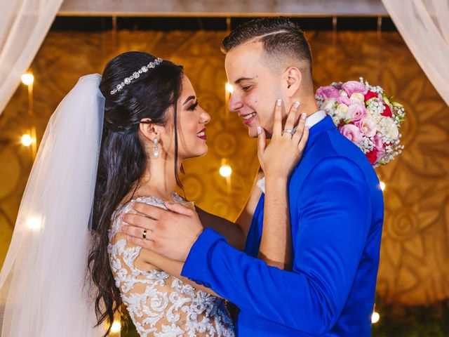 O casamento de Paulo e Bruna em Campo Grande, Mato Grosso do Sul 52