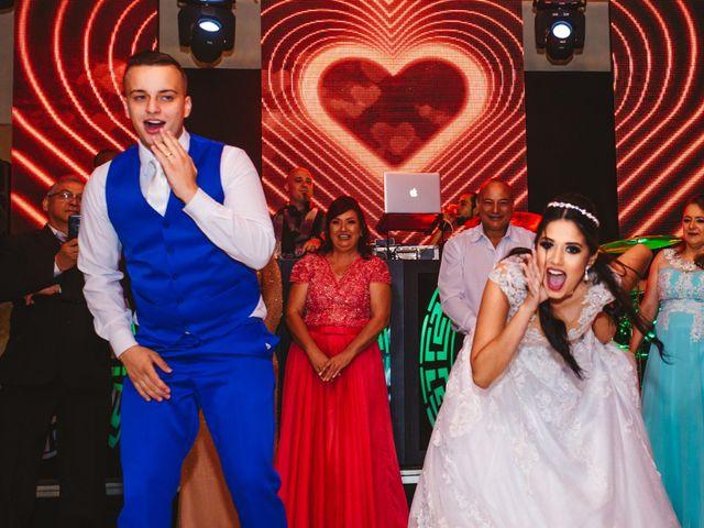 O casamento de Paulo e Bruna em Campo Grande, Mato Grosso do Sul 58