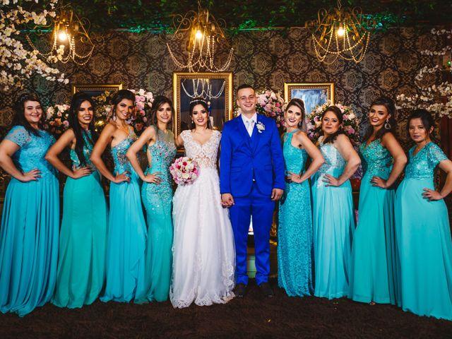 O casamento de Paulo e Bruna em Campo Grande, Mato Grosso do Sul 61
