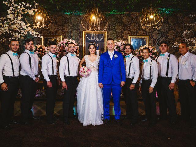 O casamento de Paulo e Bruna em Campo Grande, Mato Grosso do Sul 62
