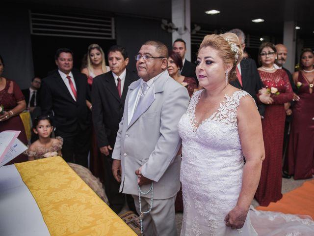 O casamento de Cecílio e Regina em Cuiabá, Mato Grosso 1