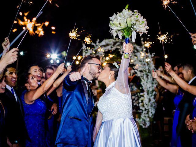 O casamento de Stefanny e Igor