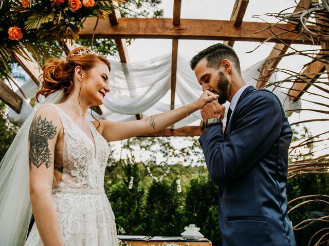 O casamento de Samila e Raphael