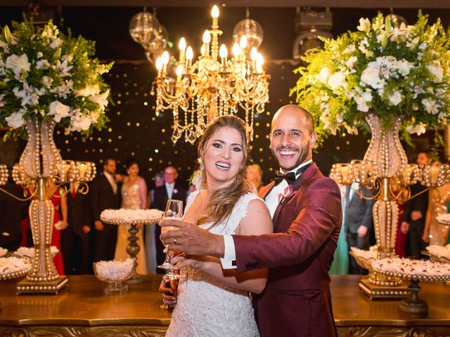 O casamento de Milena e Luis