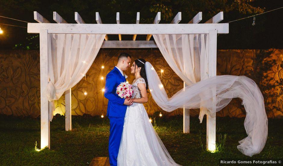 O casamento de Paulo e Bruna em Campo Grande, Mato Grosso do Sul