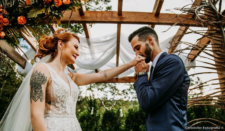 O casamento de Raphael e Samila em Itapecerica da Serra, São Paulo