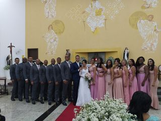 O casamento de Daniele e Sidmar 2