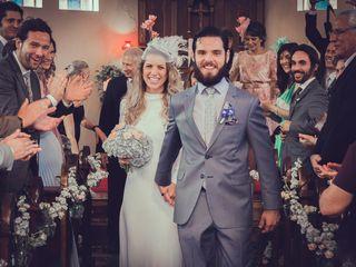 O casamento de Livia e Rafael