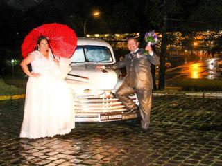 O casamento de Juliana e Jeferson