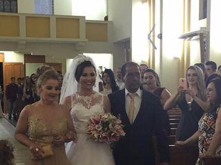 O casamento de Carla e Éric 1