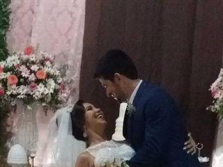 O casamento de Carla e Éric 2