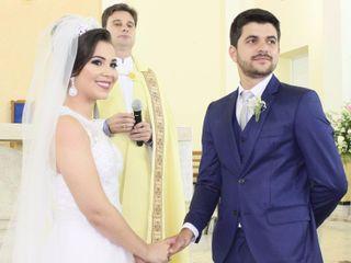 O casamento de Carla e Éric