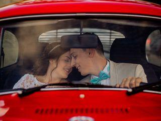 O casamento de Pamela e Lucas