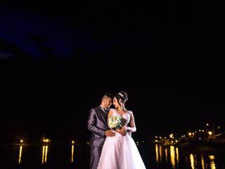 O casamento de Caroline e Jean