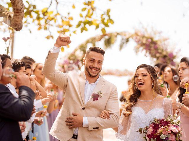 O casamento de Jeanne e Thiago