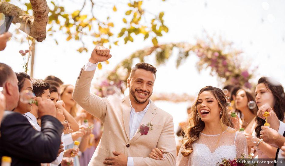 O casamento de Thiago e Jeanne em Serra, Espírito Santo