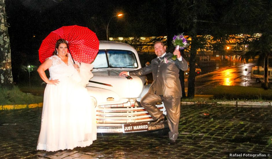 O casamento de Jeferson e Juliana em Caxias do Sul, Rio Grande do Sul