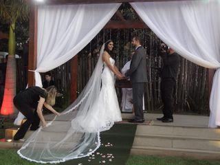 O casamento de Nahyara e Régis