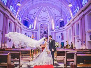 O casamento de Juliene e Gabriel