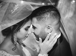 O casamento de Paula e Ruan