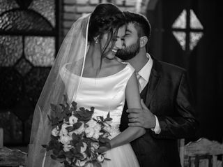 O casamento de Alice Carolinne e Fabricio