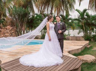 O casamento de Jeane e Cesar